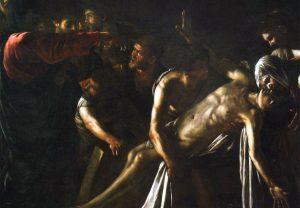 Morte, terra e sacro nei dipinti siciliani di Caravaggio